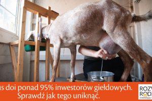 Fiskus doi ponad 95% inwestorów giełdowych. Sprawdź, jak tego uniknąć